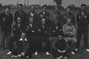 The Worcester 1953 Athletics team