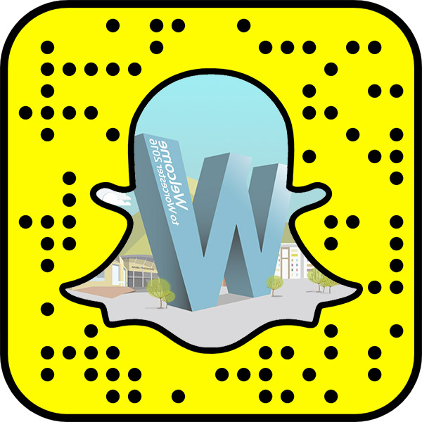 University Worcester snapcode